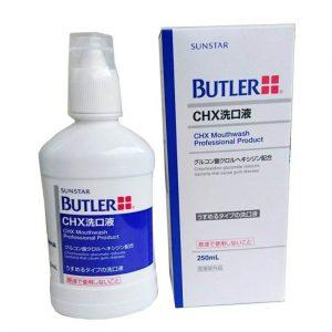サンスター バトラー CHX洗口液