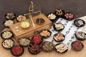 たくさんの種類の漢方薬