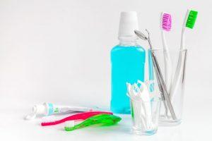 完璧な歯磨きセット