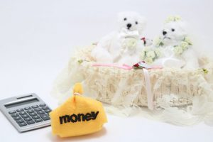 結婚に掛かる費用の計算