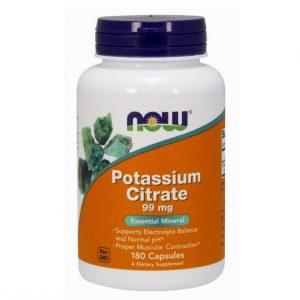 カリウムのサプリメント
