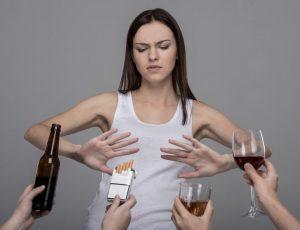 お酒やタバコが嫌いな女性