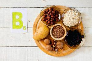 ビタミンB群が多く含まれている食材