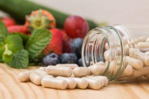 たくさんの果実の栄養素が詰まったサプリメント