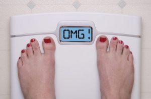 体重 omg