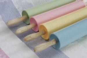 プラスチック製の麵棒