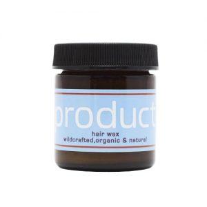 product オーガニックヘアワックス