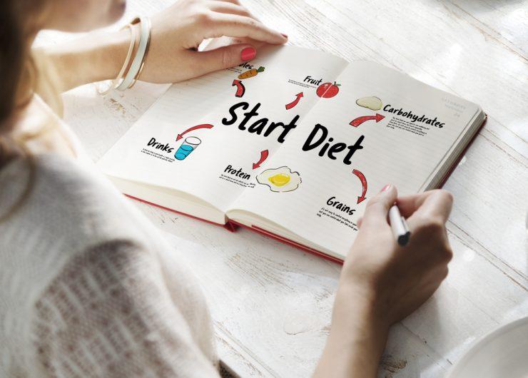 ダイエットをスタート