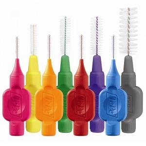 いろいろな歯間ブラシ
