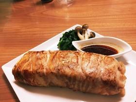 美味しくダイエット☆肉巻き豆腐ステーキ