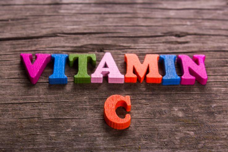 ビタミンのイラスト