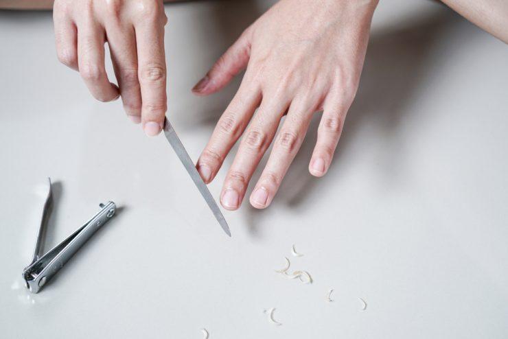 爪ケア道具