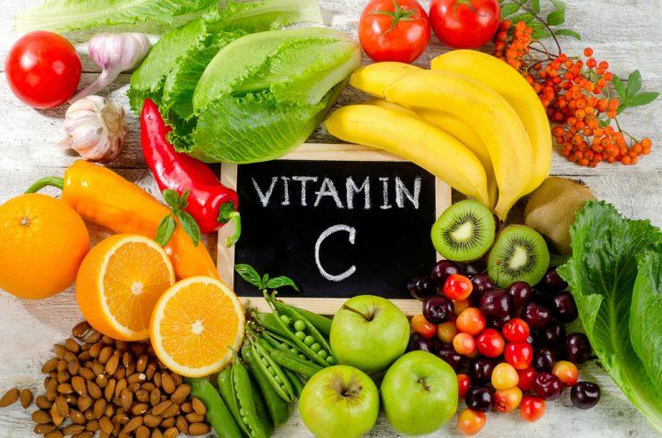 ビタミンCの食べ物