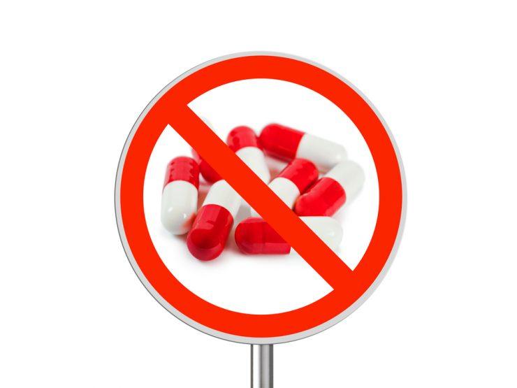薬はダメという表現